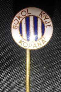 Odznak Sokol Kyje