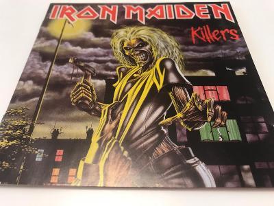 IRON MAIDEN: KILLERS, REMASTER, REEDICE Z ROKU 1998, MULTIMEDIÁLNÍ CD