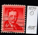 USA 1955 T. Roosevelt 6c SC.1039 ražená