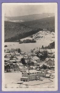 pohlednice Šumava Železná Ruda Eisenstein