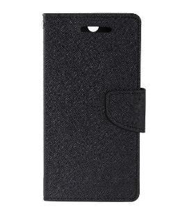 Pouzdro flipové Fancy LG Q7 černé