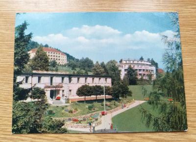 Pohled  Teplice nad Bečvou