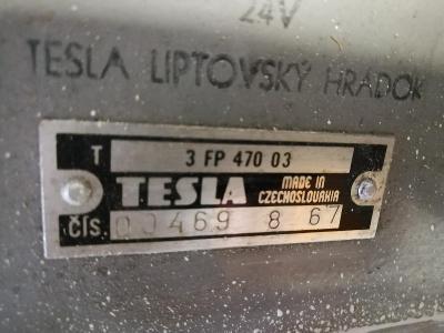 Telefonní ústředna Tesla USR 1/4