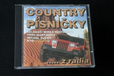 CD - Various - Country Písničky