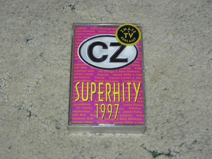 MC CZ Superhity 1997 - Hudba
