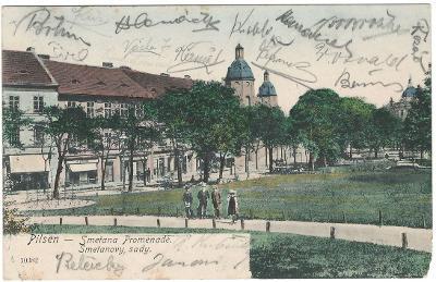 Plzeň 1905 Plzenec