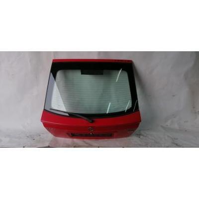 Astra II G HB 98- tylna klapa bagażnika czerwona