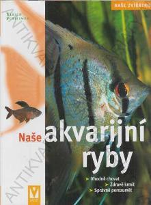 Naše akvarijní ryby U. Schliewen Jan Vašut 2006
