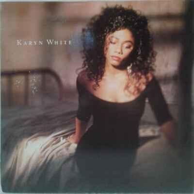 LP Karyn White - Karyn White, 1988 EX