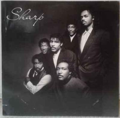 LP Sharp - Sharp, 1989 EX