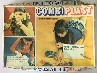 COMBIPLAST DDR - výuková hra s písmeny a čísly