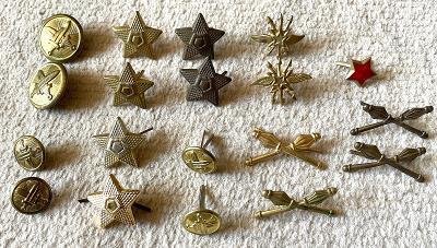 Vojenské odznaky ČSLA