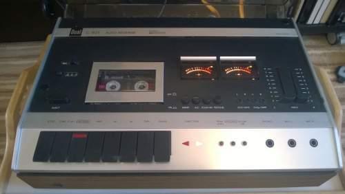 Dual C-901 kazetový magnetofon - TV, audio, video