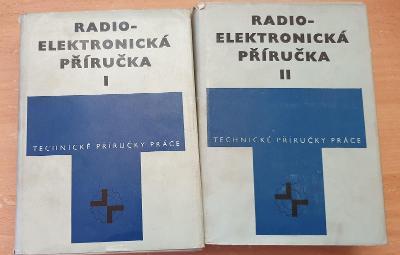 Rádioelektronická příručka I.,II.