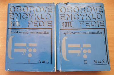 Odborné encyklopedie - aplikovaná matematika I.,II.