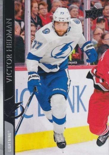 Victor Hedman - Tampa Bay Lightning - UD Series 1