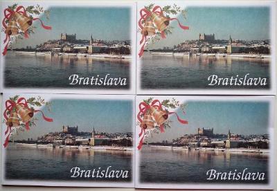 BRATISLAVA - 4 ks