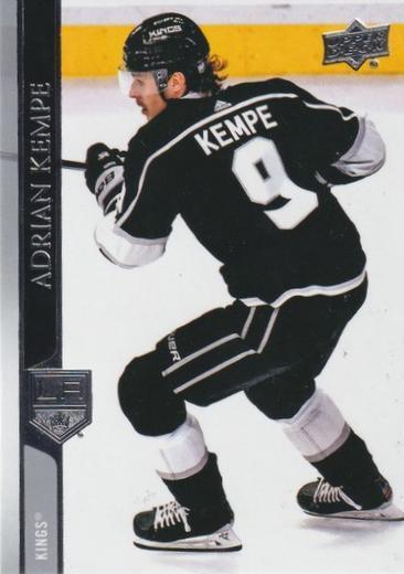Adrian Kempe - Los Angeles Kings - UD Series 1