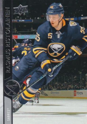 Rasmus Ristolainen - Buffalo Sabres - UD Series 1