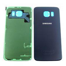 Zadní kryt baterie Samsung Galaxy S6 EDGE G925F Blue