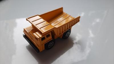 Matchbox Superfast Lesney England no.58 Faun Dump Truck