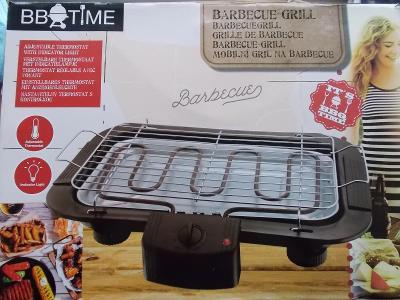 Elektrický gril na Barbecue kuchyně spotřebiče Holandsko
