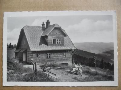 Velké Karlovice Beskydy Vsetín na Soláni