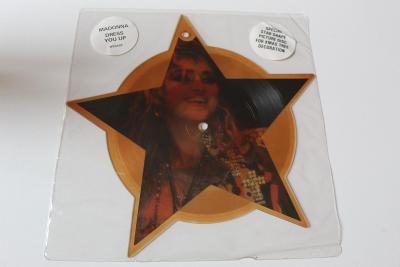 "Madonna - Dress you up (Christmas picture) UK 1985 12"" EP Lim. Edice"