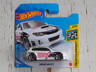 Subaru WRX STi Hot Wheels