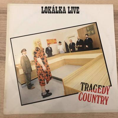 Lokálka – Lokálka Live (Tragedy Country)  (SUPER STAV)