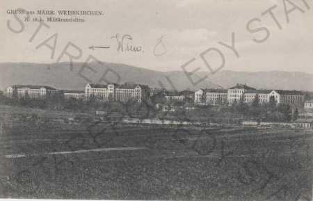 Hranice na Moravě - Gruss aus Mähr. Weisskirchen