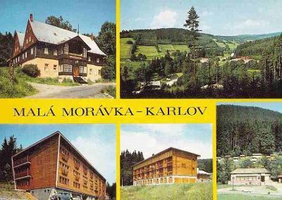 MALÁ MORÁVKA - KARLOV - OKÉNKOVÁ - 11-WY55
