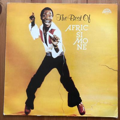 Afric Simone – The Best Of Afric Simone - LP vinyl