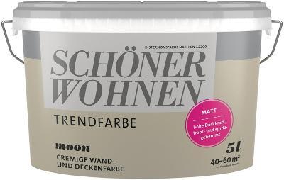 Barva Schöner Wohnen - měsíční písek 5L (67117408) D214