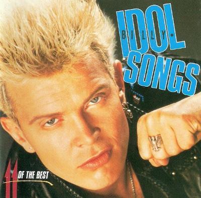 BILLY IDOL-IDOL SONGS 11 OF THE BEST CD ALBUM