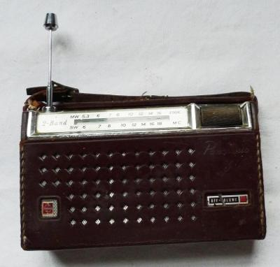 Staré tranzistorové rádio PANASONIC - Japan