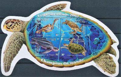 Mořská fauna - Nová Kaledonie 2003