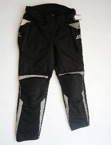Textilní kalhoty MOTOCENTRIC- vel. 2XL/56, pas: 82-88 cm