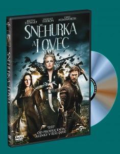 DVD - Sněhurka a lovec (Ch. Theron, 2012)