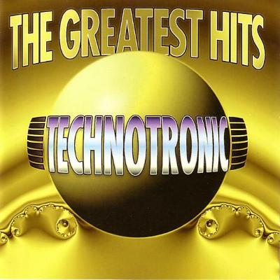 TECHNOTRONIC-THE GREATEST HITS CD ALBUM 1993.