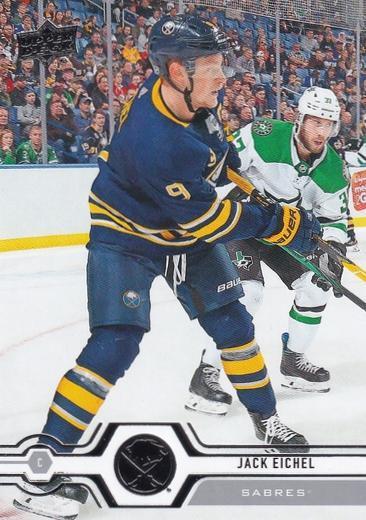 Jack Eichel - Buffalo Sabres - UD Series 2