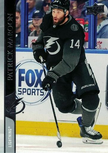 Patrick Maroon - Tampa Bay Lightning - UD Series 2