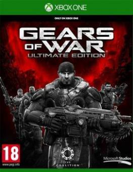 XBOX ONE GEARS OF WAR (ULTIMATE EDITION) - Hry