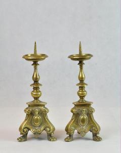 Barokní svícny