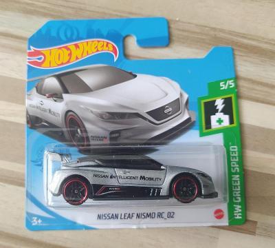 Nissan Leaf Nismo RC_02 - Hot Wheels