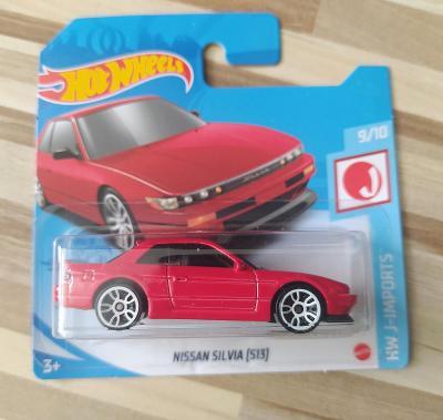Nissan Silvia S13 - Hot Wheels