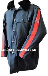 Parka / Kabát FPS - Federalní policie - S vložkou a límcem- SKLADOVKA