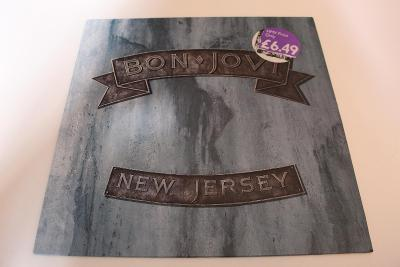 Bon Jovi - New Jersey -Top Stav- Europe 1988 LP