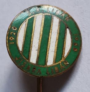 Odznak S. K. Jiskra Libáň