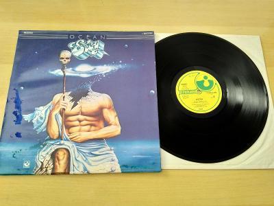 LP Eloy – Ocean, 1977, EX